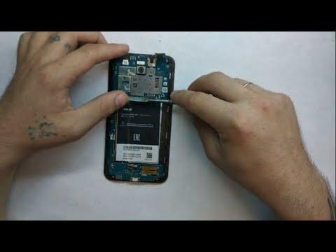 ASUS ZenFone Go TV G550KL замена дисплея