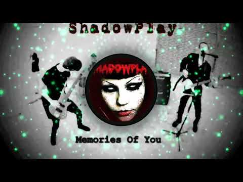 """Shadowplay """"Memories of You"""" Official Music Visualizer"""