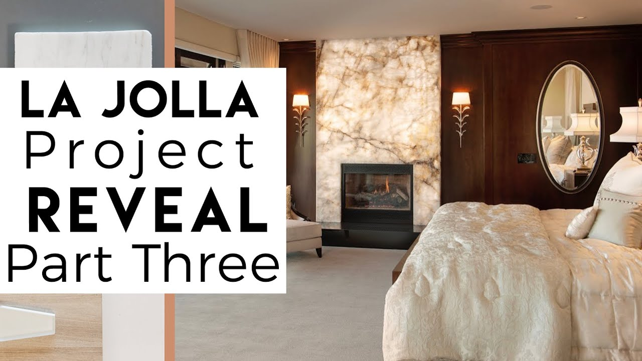 Interior Design LaJolla Residence Reveal 3 YouTube