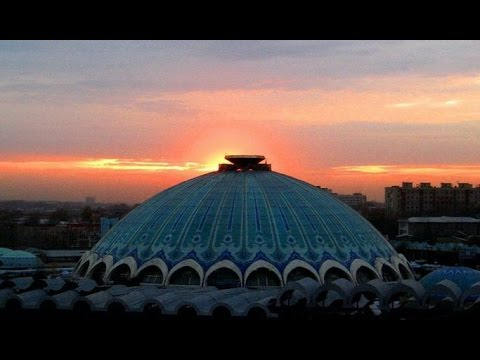 Моя поездка в Ташкент,старый базар ЧОР-СУ