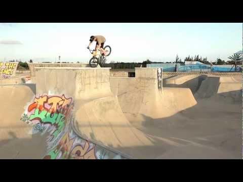 BMX - Sean Sexton & Chase Hawk - Cayman Islands