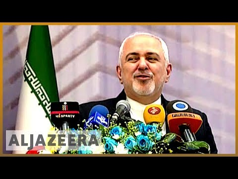 Al Jazeera English: Zarif: Saudi and UAE want to 'fight Iran to the last American'