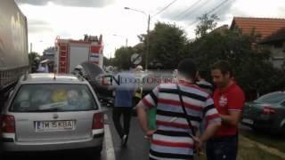 LugojOnline   Tragedie la Topolovatul Mare  Doua femei si doi copii au murit intr un grav accident r