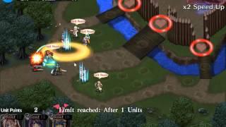 Final Battle X 3★ (Common units) /Pride of the Beastwoman - Millennium War Aigis