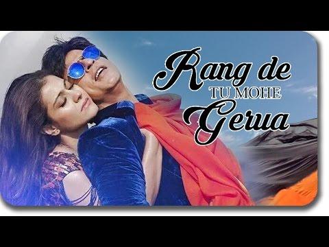 Gerua Song (English Subtitle) - Dilwale (2015)