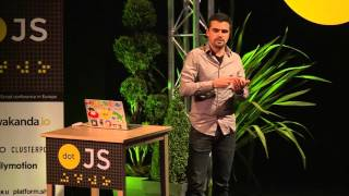 dotJS 2015 - Andre Medeiros - The whole future declared in a var