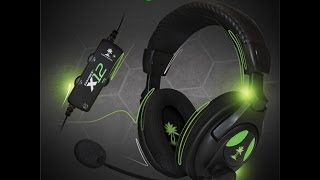 unboxing   auriculares turtle beach ear force x12   pc y xbox 360 gaming