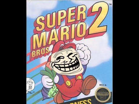 mario bros memes version