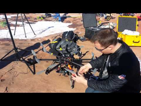 Interview with Aerial Videographer Chris Newman
