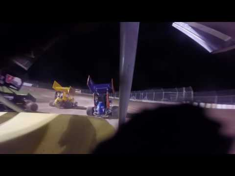 Badger Micros - Plymouth, WI Micro Sprint Feature, 6-11