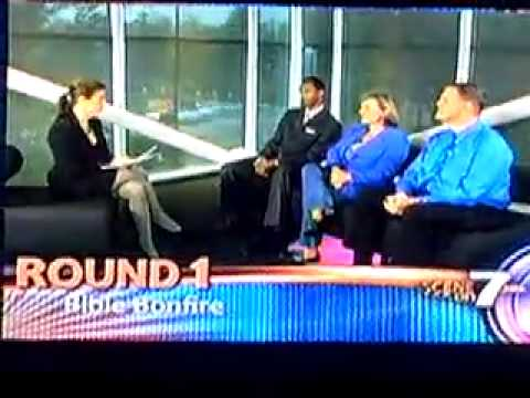 October 14, 2009 Scene On 7 WSPA-TV Main Event With Jimmy Moore From LLVLC On YouTube