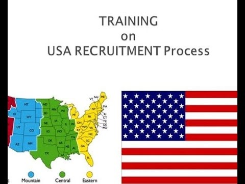 IT Recruiting (US Staffing) Training Videos