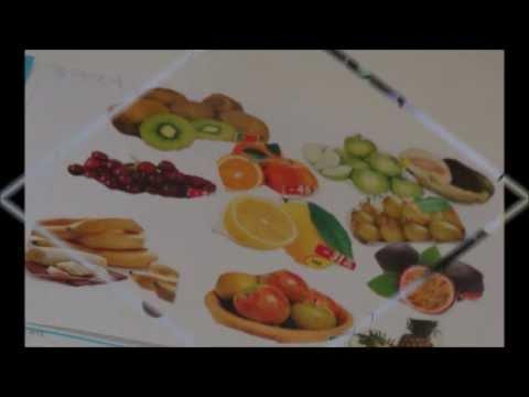 Hino da Fruta EB1 JI Outeiro da Cabeça