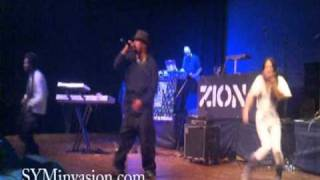 Black Rock City Allstars live in South Lake Tahoe (Zion-I Concert)