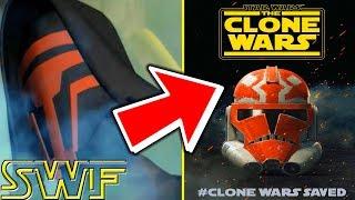 REVANS Auftritt in Star Wars THE CLONE WARS STAFFEL 7
