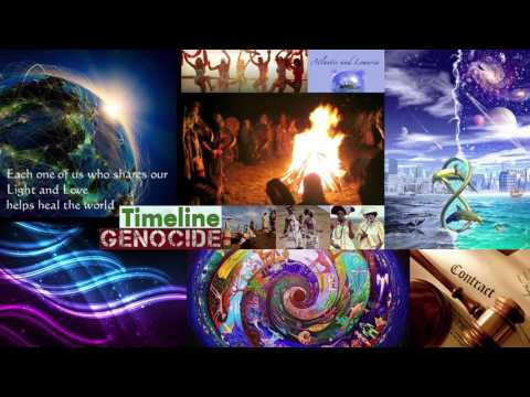 Andrew Bartzis - The Spiritual Court of Equity - Timeline Paradox Resolution
