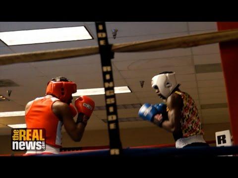 Baltimore's Mack Lewis Gym: Uplifting Youth through Boxing
