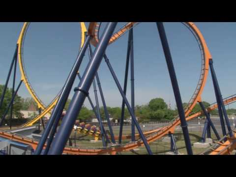 Kings Dominion Mindbug: Potential and Kinetic Energy