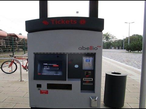 Автоматы по продаже билетов. Как купить билет на поезд.