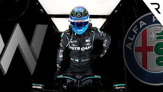 What happens to Bottas if Mercedes picks Russell for 2022 F1 drive?