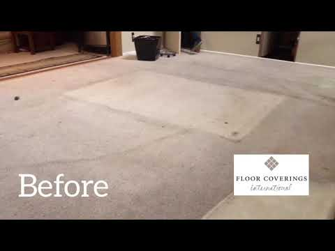 Carpet Replacement After Water Damage