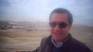 قناة السويس الجديدة: الاذاعى أحمد القصبى : القناة الجديدة ارادة وأمل شعب وقائد