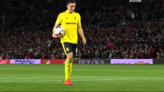 Manchester United - Middlesbrough Penalty Shootout (1:3) 2015.10.28.