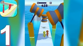 Fun Race 3D - Gameplay Walkthrough Part 1 (Android, iOS Gameplay) screenshot 4