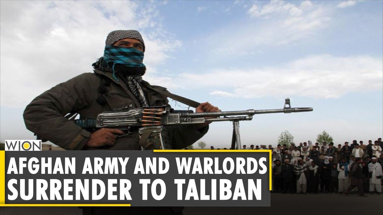 Download Afghanistan Crisis: Afghan army and warlords surrender to Taliban