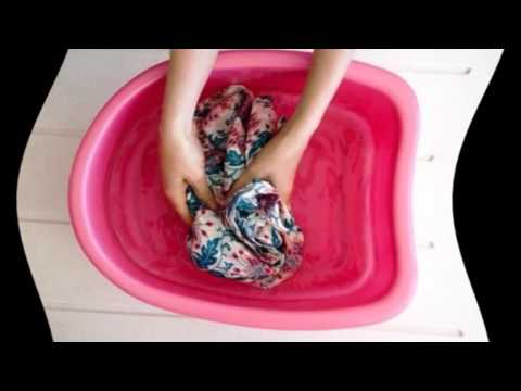 Как стирать вискозу