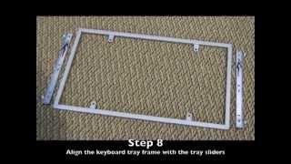 Walker Edison Furniture assembly tips - D51B29, D51L29, D51Z29