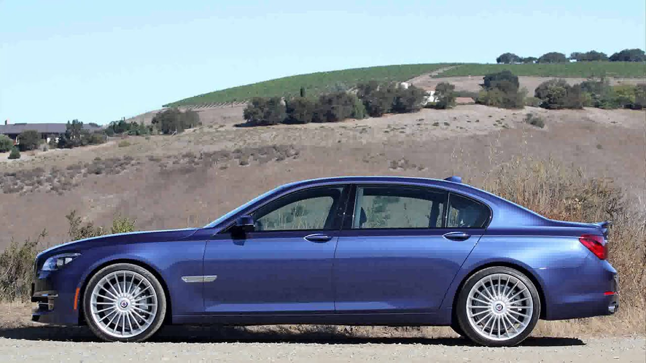 bmw alpina b7 2015 model - YouTube