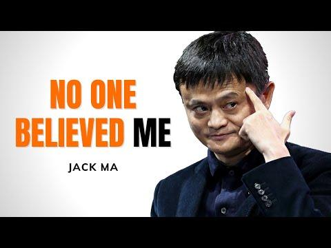 Jack Ma Entrepreneurship Motivation - Gateway 2017