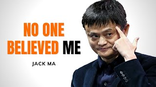 Jack Ma Entrepreneurship Motivational Speech
