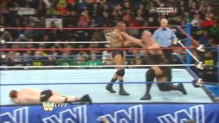WWE Raw 4/03/2013 - Sheamus vs Big Show vs CM Punk vs Randy Orton Highlights by alegimi (HQ)