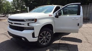 2019 Chevrolet Silverado 1500 Clarkston, Waterford, Lake Orion, Grand Blanc, Highland, MI 190291