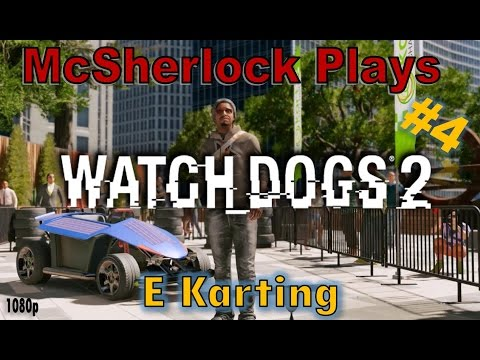 Watch Dogs 2 - eKarting