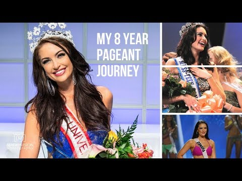 A DISASTER LED TO MY FIRST PAGEANT?! | My 8 Year Pageant Journey