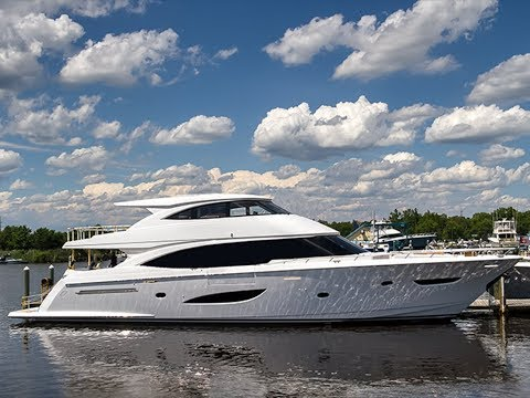 Viking 93 Motor Yacht Preview With Viking CEO Pat Healey