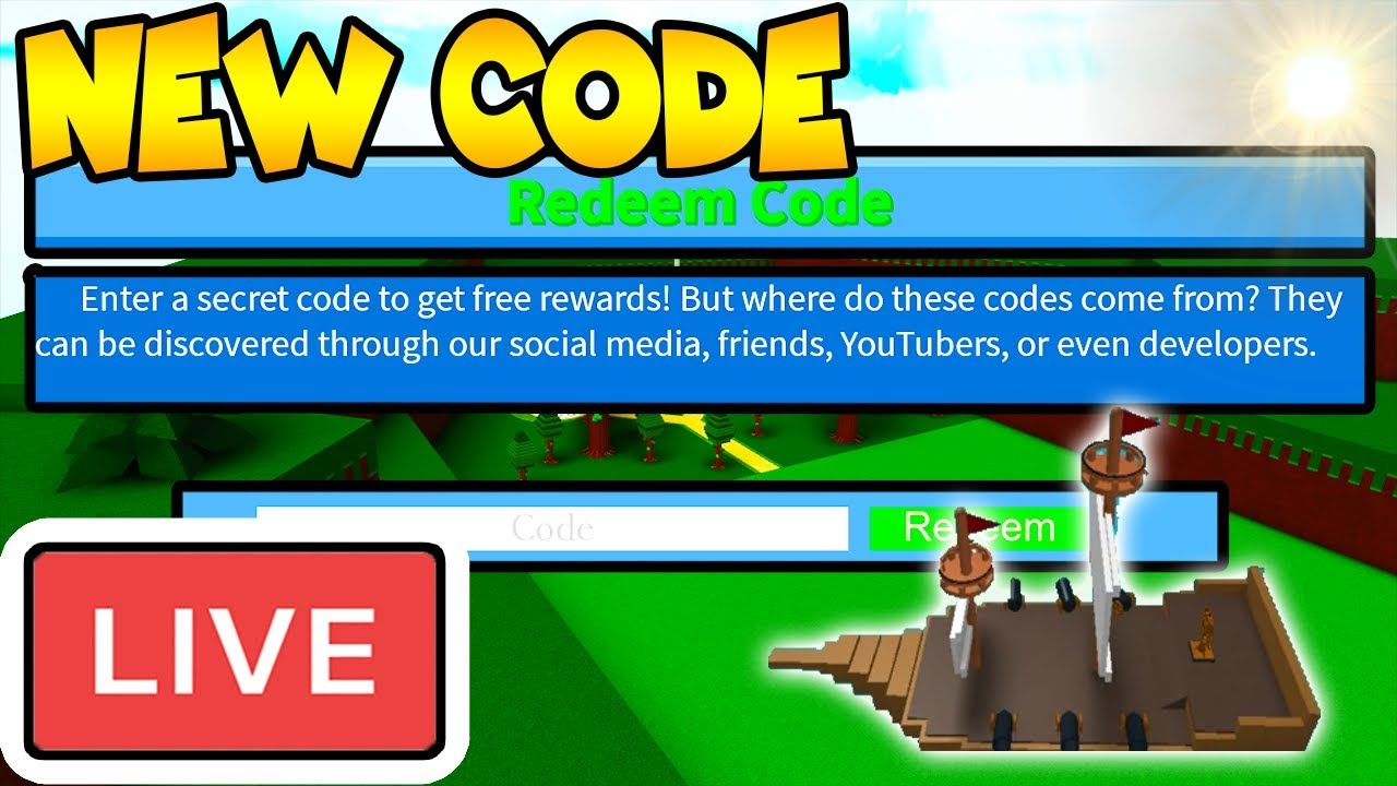 NEW SECRET CODE (REVEALED) | Build a Boat for Treasure ROBLOX