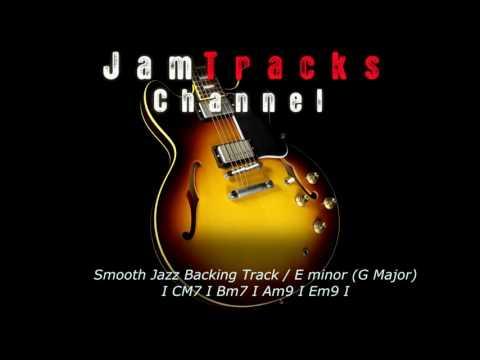 Smooth Jazz Backing Track - JamTracksChannel -