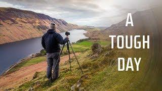 I took some really average pictures   Landscape Photography Vlog