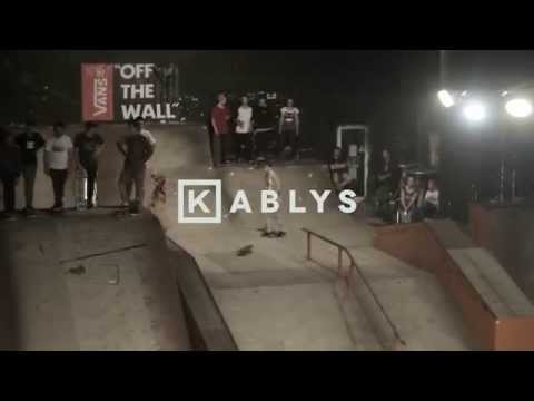 Clockwise Baltic Skateboard Tournament 2014 - event #4 (Vilnius, Kablys)