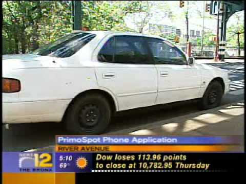 Primospot Parking, now in the Bronx