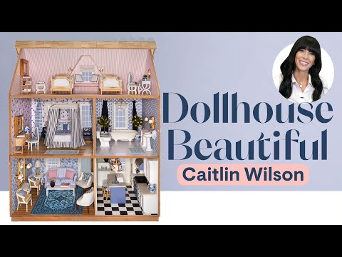 Caitlin Wilson Creates A Replica Of Her Dallas Home | House Beautiful | House Beautiful