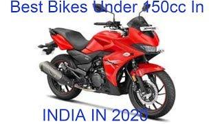 Best 150cc Bikes In India 2020 - Best Bike Under 150cc - Best 150cc Bike for Long Drive