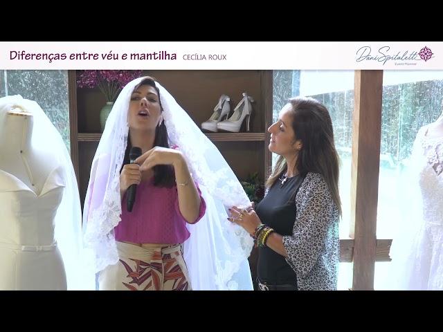 Véu e Mantilha no Cedrom - Espaço de eventos no Butantã - Casamento no Butantã
