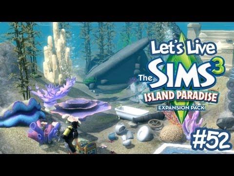 Les Sims 3 Ile de rêve #52 Une transformation magique !