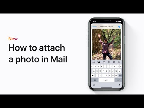 How To Attach A Photo In Mail In IOS 13 On Your IPhone, IPad, Or IPod Touch – Apple Support