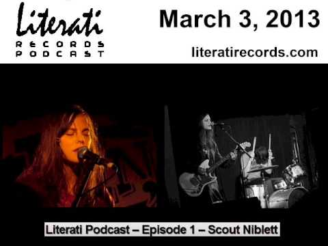 Scout Niblett Interview - Literati Podcast -- Episode 1